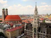 Munich ville avec meilleure qualité Allemagne (MERCER)