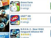 Tout catalogue Gameloft LIVE avec deals fonctions sociales