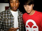 Justin Bieber Pharrell