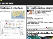 Géographie conflits sélection articles ligne
