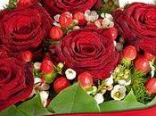 Bouquets valentin Interflora IDYLLE ENCHANTEMENT