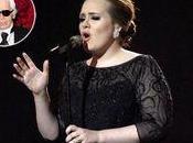 Mise point Adele répond Karl Lagerfeld