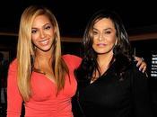 mère Beyoncé parle Blue