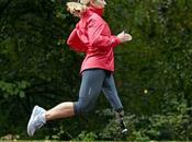 prothèse Nike pour coureurs handisport