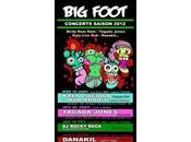 Foot Prog organise concert éco-responsable, partenariat avec billetterie organisateurs Weezevent