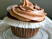 Nutella Cupcakes with Mascarpone Frosting