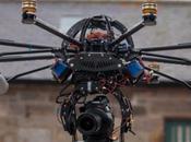 Canon C300 porté drone aérien