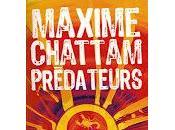 """Lecture """"Prédateurs"""" (Maxime Chattam)."""