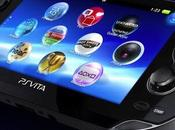 Test console jeux portable Sony Computer PlayStation Vita