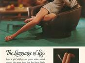 Vintage playboy language legs