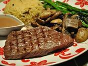 Steak Bison l'érable