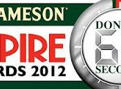 Jameson Empire Awards: Done seconds