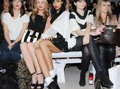 """Fashion Week Londres: décryptage """"front rows"""""""