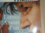 Lettres d'amour d'un soldat vingt