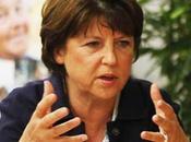 Martine Aubry quinquennat dégradation