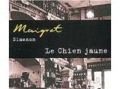 Maigret chien jaune