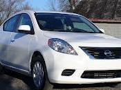 Essai routier: Nissan Versa 2012