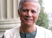 Muhammad Yunus mars Paris pour débattre l'entrepreneuriat social