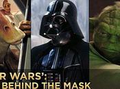 """Star War"" dérrière masque."