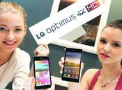 2012 présente Optimus premier smartphone quadricoeur pour marque