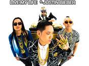 NOUVELLE CHANSON EAST MOVEMENT feat. JUSTIN BIEBER LIVE LIFE