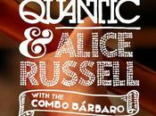 Quantic Alice Russell Look Around Corner.