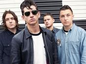 Arctic Monkeys, route pour découverte nouveau single