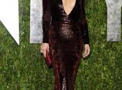décolleté jambes d'Angelina Jolie gagnante sexy Oscars
