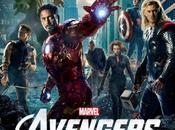 Avengers: l'affiche film bande annonce.