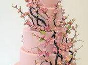 Cherry Blossom Cake design mois}