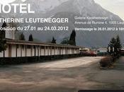 Exposition MOTEL Catherine Leutenegger