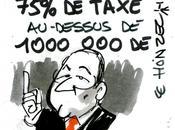 François Hollande l'impôt riches