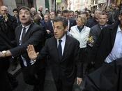 Sarkozy copieusement insulté Bayonne