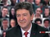 Sauts d'obstacles médiatiques Jean-Luc Mélenchon