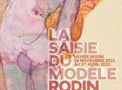 saisie modèle, Musée Rodin (Paris)
