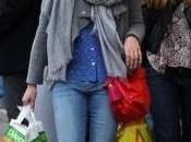 Jessica Alba Paris!