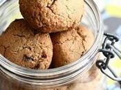 Cookies banane pépites chocolat sans gluten