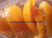 Maadjoun tchina (Confiture d'oranges quartiers)