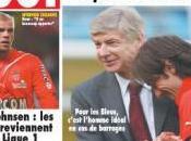 Arsenal, Wenger légende d'Arsène Rupin