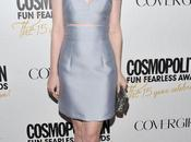 Dakota Fanning Cosmopolitain Fearless