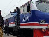 Pakistan paye train luxe