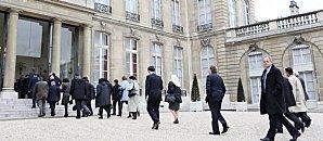 ancien conseiller Sarkozy change camp L'Eric Besson