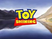 "Quand ""Toys Story"" rencontre ""Shining""."