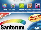 mission économique Rick Santorum