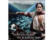 """""""Warriors rainbow Seddiq Bale"""" l'un croyait pouvoir rédempteur arcs-en-ciel, l'autre celui soleil levant"""