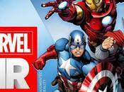 Marvel application réalité augmentée