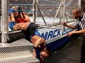 Nouvelle victoire Santino Marella face Jack Swagger