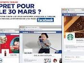slide mardi Facebook nouvelle timeline mars