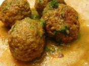 Boulettes épicées Spicy meatballs