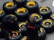 Pirelli gommes apportées Melbourne